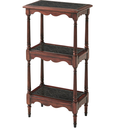 Theodore Alexander 5021 015 An Engraved Whatnot 31 X 16 X 10 Inch Etagere  Photo