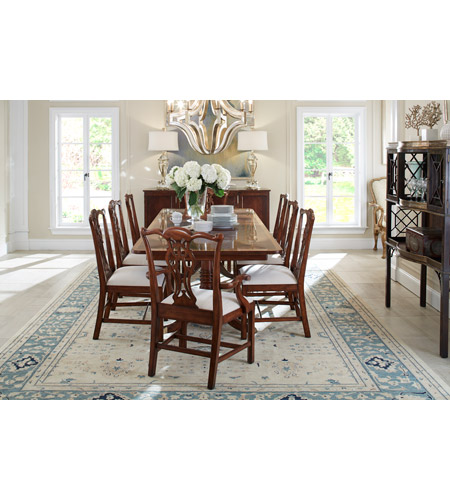 42 inch dining table counter height theodore alexander 5405274 penreath 110 42 inch dining table photo