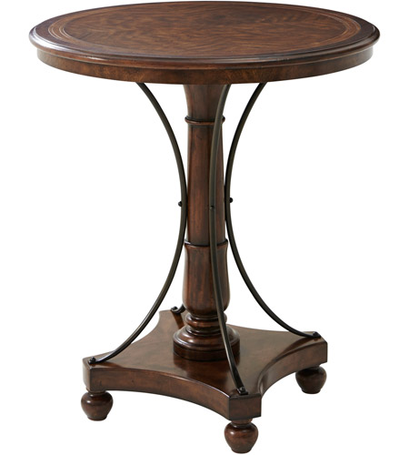 Theodore Alexander 5605-003 Arrondissement Cerejeira and Mahogany Bar Table photo