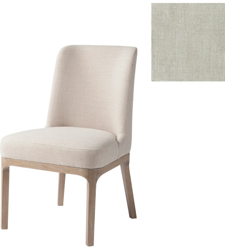Theodore Alexander MB1009.1AQI Claremont Sandalwood Dining Side Chair