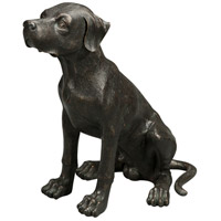 Theodore Alexander 1021-639 Mortimer the Puppy 21 X 14 inch Sculpture