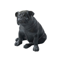 Dogs Bronze Figurine