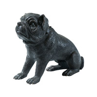 Dogs Bronze Table Top Accessory
