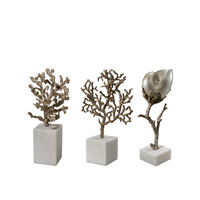 Vanucci Eclectics Gilt Plant Decor