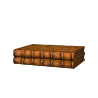 Prince Albert Backgammon Book 25 X 18 inch Chestnut Decorative Box