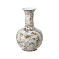 Theodore Alexander Arcadian Vase in Sepia and White 1554-501