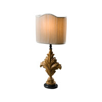 Tuileries 28 inch 40 watt Gold Table Lamp Portable Light