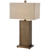 Theodore Alexander 2002-464 Tone 33 inch Bronze Table Lamp Portable Light