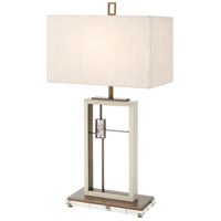 2021-897 Theodore Alexander Theodore Alexander 33 inch 75 watt Brass Table Lamp Portable Light