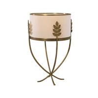 Theodore Alexander 2021-925 Botanic Crossing 27 inch 75 watt Brass Table Lamp Portable Light