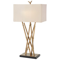 Theodore Alexander 2021-929 Coastal 34 inch 75 watt Brass Table Lamp Portable Light