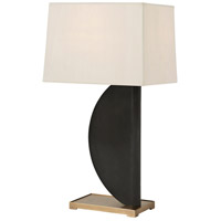 Theodore Alexander 2021-936 Sail 29 inch Bronze/Dark English Brass Table Lamp Portable Light