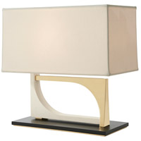 2021-937 Theodore Alexander Theodore Alexander 19 inch Stucco Table Lamp Portable Light