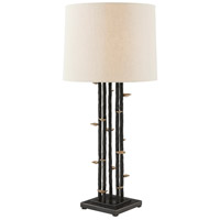 Vale 36 inch Brass Table Lamp Portable Light