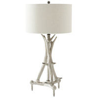 Theodore Alexander 2042-011 Exmow 38 inch Limewash Table Lamp Portable Light photo thumbnail