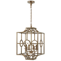 2321-101 Theodore Alexander Theodore Alexander 4 Light 18 inch Chandelier Ceiling Light