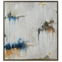 Theodore Alexander 3002-097 Waltham 50 X 46 inch Abstract Painting