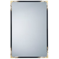Cutting Edge 82 X 54 inch Black Lacquer Mirror Home Decor, Large