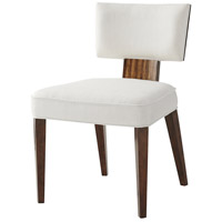 55 Broadway Pacific Walnut Veneer Dining Chair Home Decor
