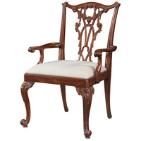 Theodore Alexander 4100-502CW Seated in Rococo Splendour Armchair