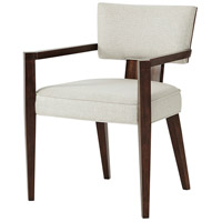 55 Broadway Pacific Walnut Veneer Dining Armchair