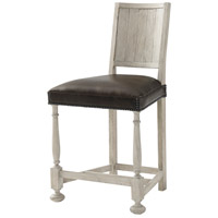 Keyes II Weathered Sandstone Counter Stool Home Decor