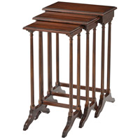 Theodore Alexander 5000-014 A Marriage of Convenience 26 X 17 inch Nesting Tables