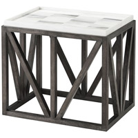Theodore Alexander 5000-634 Buda 28 X 24 inch Faux Horn Accent Table
