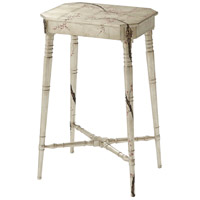 Winter Blossom 26 X 16 inch Accent Table
