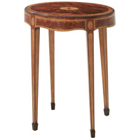 Theodore Alexander 5005-832 The English Cabinetmaker 26 X 20 inch Accent Table