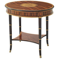 Theodore Alexander 5005-867 The English Cabinetmaker 28 X 25 inch Accent Table