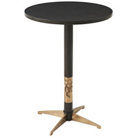 Erno 19 inch Dark Tobacco Accent Table Home Decor