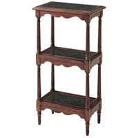 Theodore Alexander 5021-015 An Engraved Whatnot 31 X 16 X 10 inch Etagere