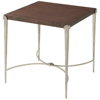 Waverley 24 inch Hyedua Veneer Accent Table Home Decor