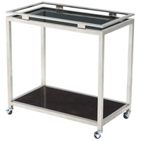 Julep II Berlin Silver Bar Cart