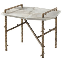 Theodore Alexander 5025-004 Treetops 33 X 26 inch Bronze Accent Table
