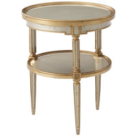 A Jewel of Venice 28 X 23 inch Circular Table