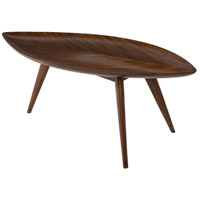 Pacific Leaf 48 X 18 inch Warm Walnut Cocktail Table