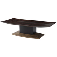 Heydey II 70 X 19 inch Amara Ebony Veneer Cocktail Table