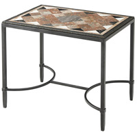 Theodore Alexander 5111-003 Lozenge Top 25 X 20 inch Cocktail Table