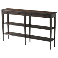 Wells 58 X 12 inch Marst Hill Console Table, Three Tiered