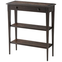 Wells 30 X 12 inch Marst Hill Console Table, Small Three Tiered