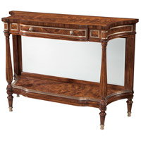 The Fine Mirror Back 52 X 18 inch Credenza