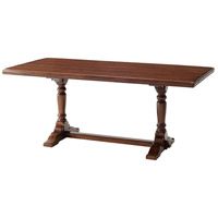 The English Refectory 72 X 34 inch Dining Table