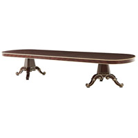 Theodore Alexander 5405-313.C021 Julienne 156 inch Gibson Dining Table Home Decor Extending