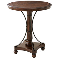 Theodore Alexander 5605-003 Arrondissement Cerejeira and Mahogany Bar Table photo thumbnail