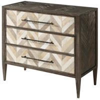 Theodore Alexander 6000-237 Marco Mesquite Chest of Drawers