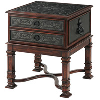 Theodore Alexander 6021-005 Into the Night Bedside Chest