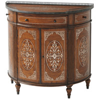 Finely Traced Side Cabinet