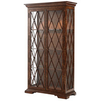 Brooksby Cerejeira and Mahogany Display Cabinet